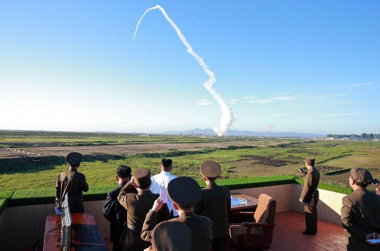 川普上任後 北韓試射飛彈15次又核試