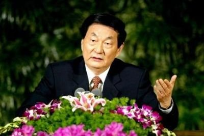 朱鎔基罕見公開力挺習近平思想