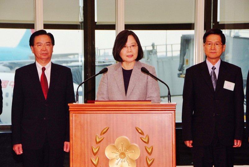 總統:朝野攜手合作 可成就更好台灣