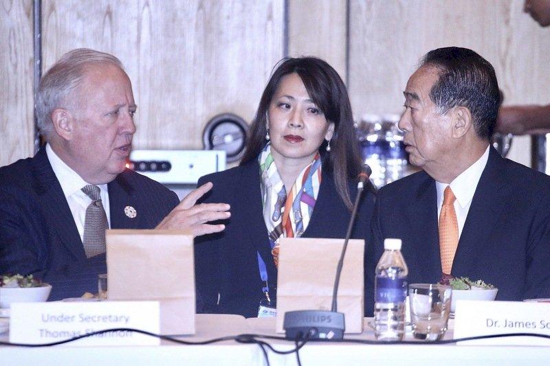 台美澳成立APEC婦女基金 台灣捐50萬美元