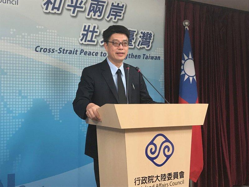 台記者提總統遭劉結一拒答  陸委會籲正視