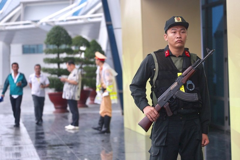APEC領袖齊聚 越南升高維安層級