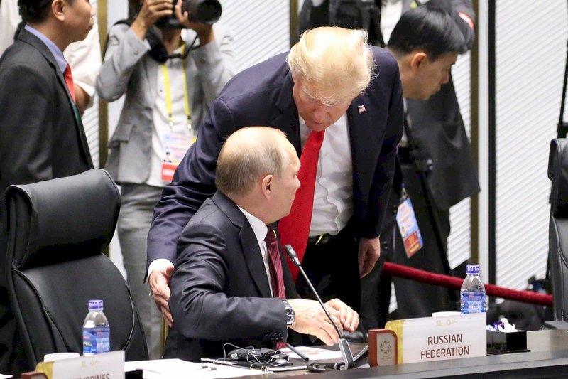 克宮:蒲亭川普同意敘衝突「無軍事方案」