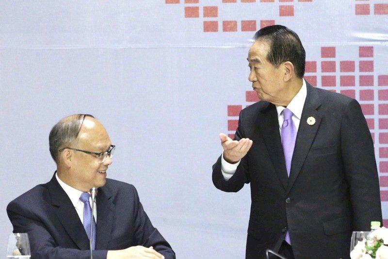 APEC經貿成果 宋:開發中國家洽詢合作