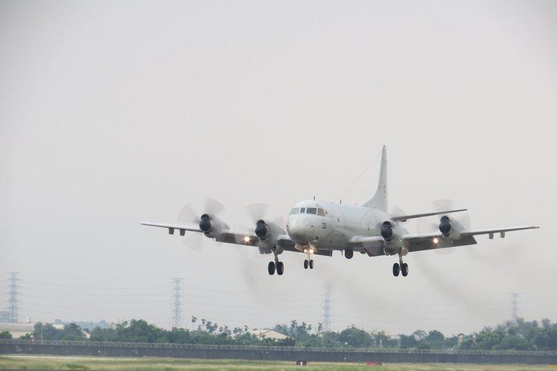 美軍電偵機現蹤台灣南部海域 4月以來第10度