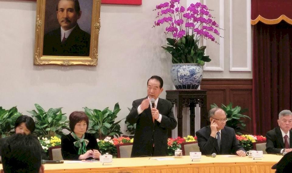 APEC 宋楚瑜:與各國領導人互動較去年熱切