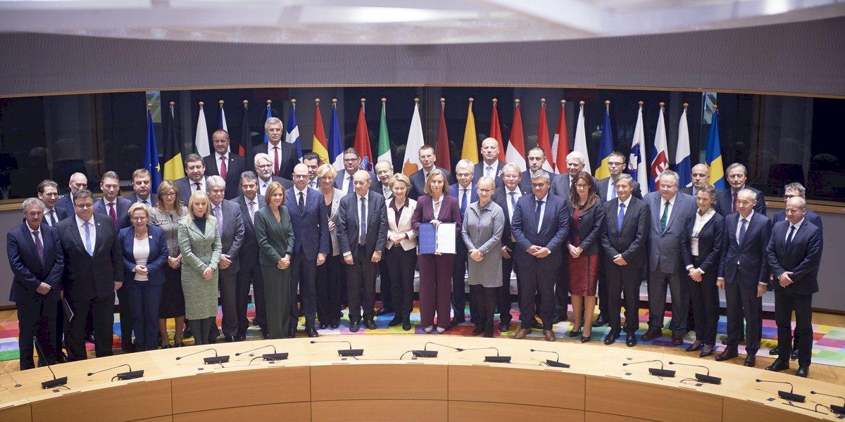 歐盟簽組防衛聯盟 北約角色受矚