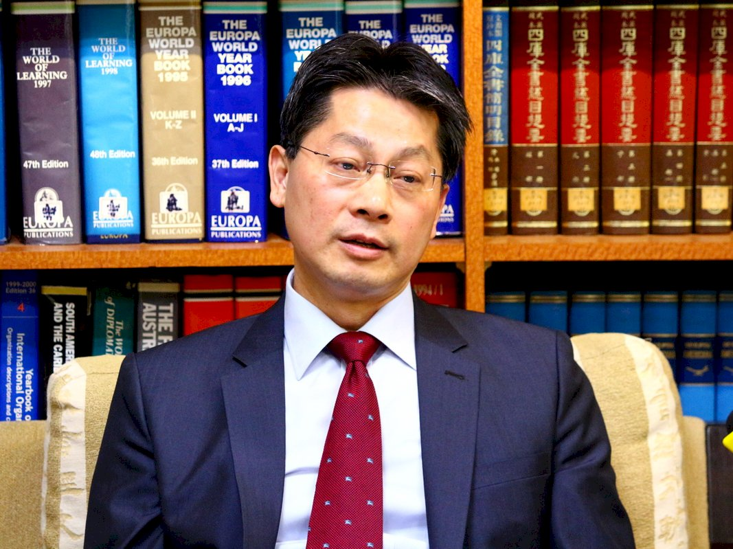 南海行為準則 外交部:台灣應納入對話機制