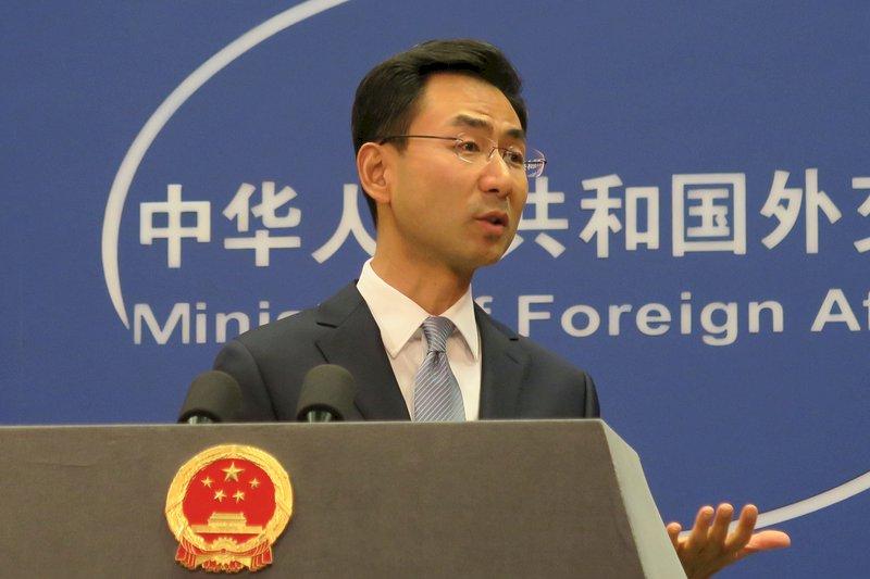 中共代表訪北韓 中國外交部:慣例而已