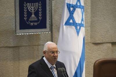 以色列總統李佛林將訪美 拜登上任後首位會面以色列官員