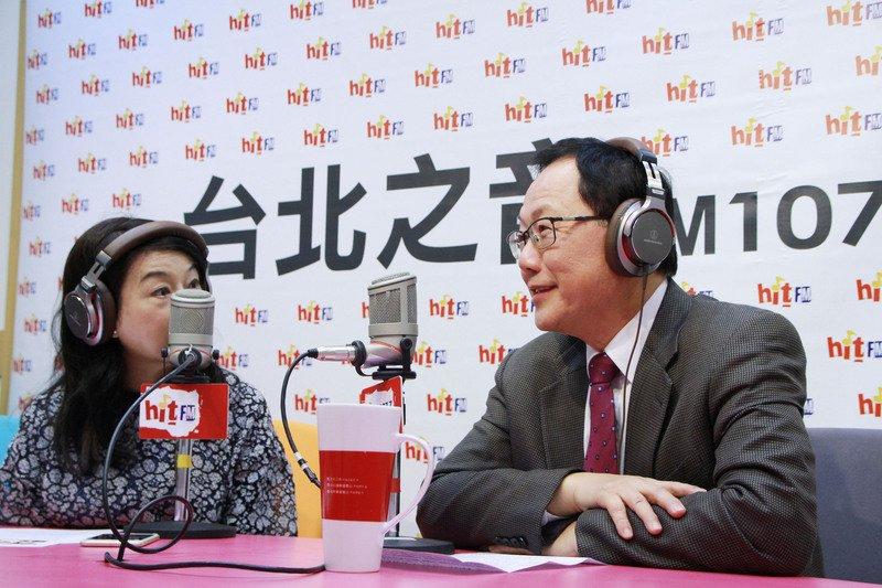台北市長選舉 丁守中籲國民黨儘快提名