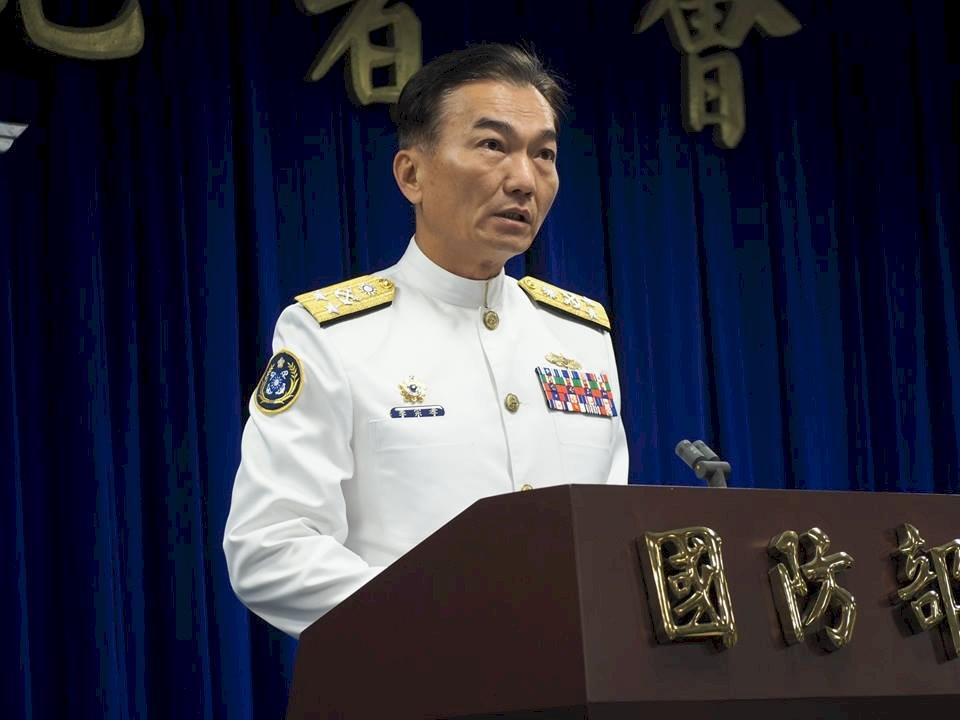 說法遭質疑 海軍:若再斲傷軍譽 考慮提告