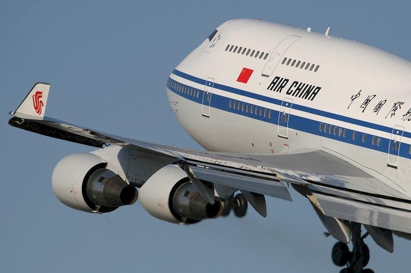 報復制裁 美將限制部分中國航空公司班機載客率