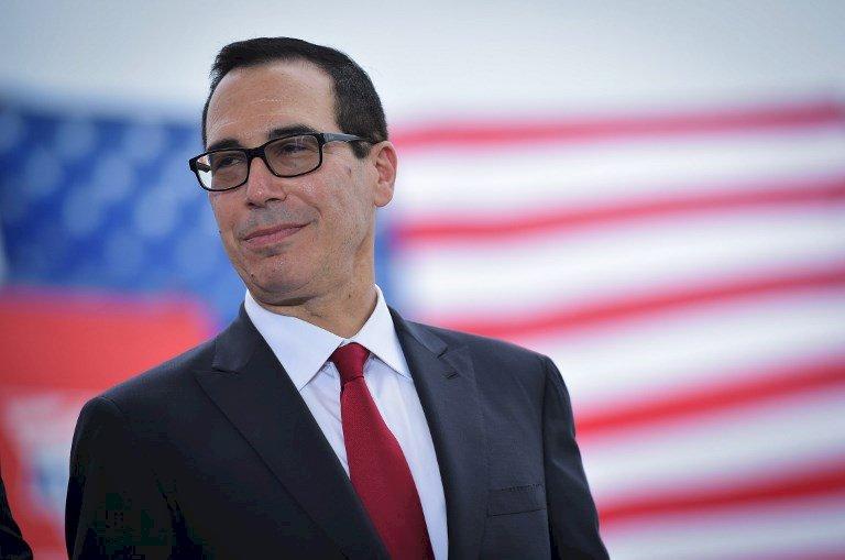 美財長:中國勿競貶人民幣 貿易談判將涉匯率