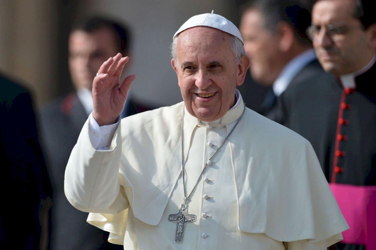 教宗會晤愛爾蘭性侵及收容機構受害人
