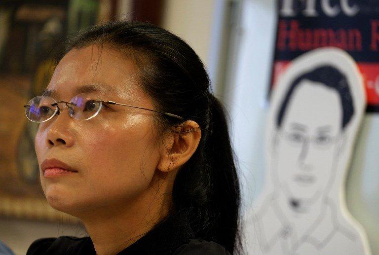 李明哲案將宣判 李凈瑜明搭機赴中聽判