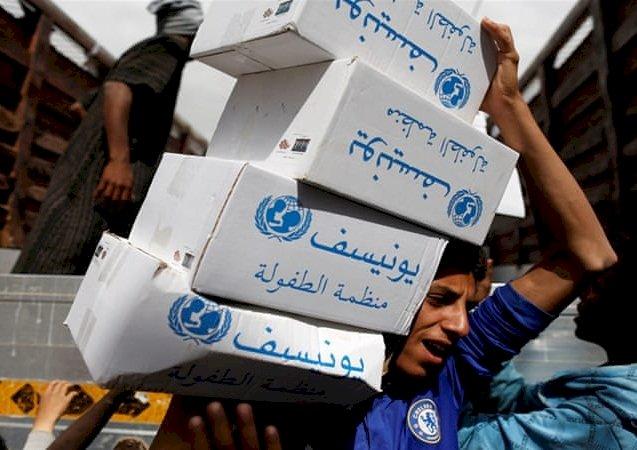 紓解人道危機 聯合國救援專機抵葉門