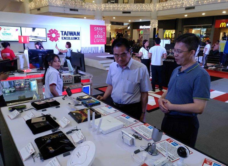 台灣精品菲律賓銷售 3天破300萬台幣