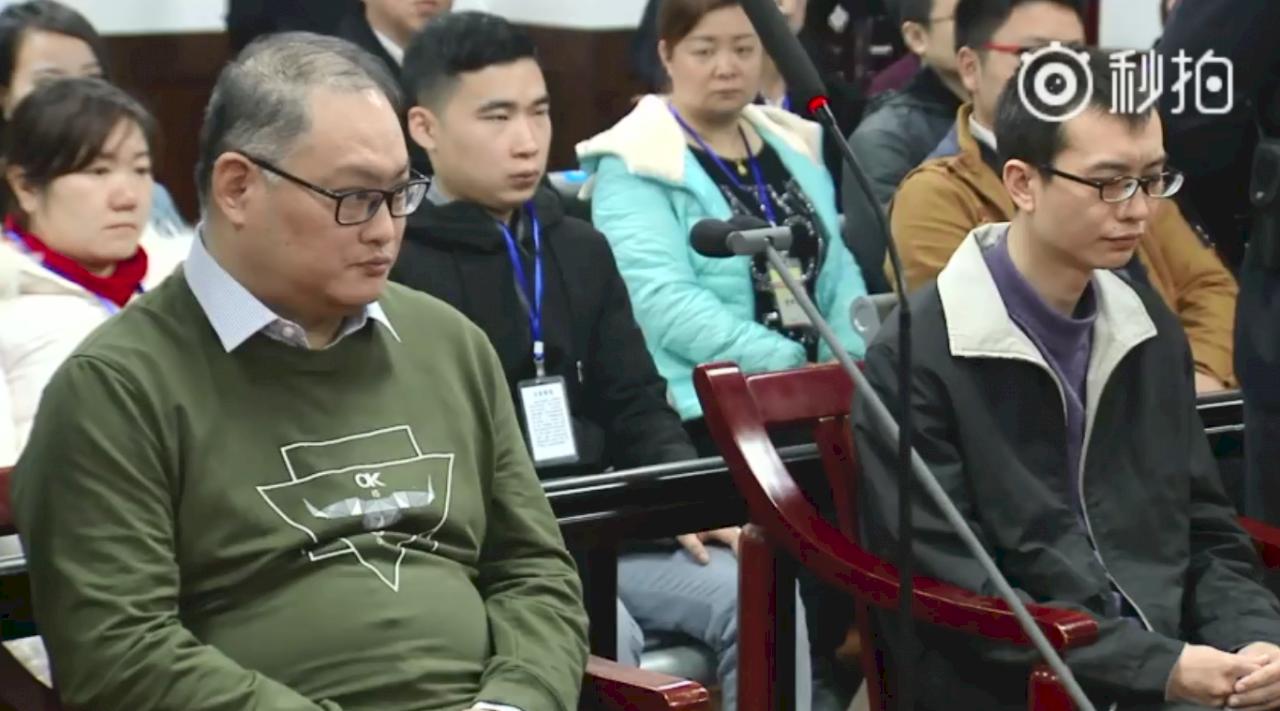 李明哲遭判5年 楊憲宏:政府應強硬以對