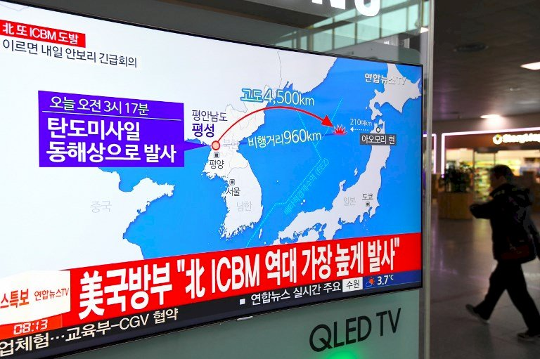 專家:承認北韓為擁核國可開啟對話大門
