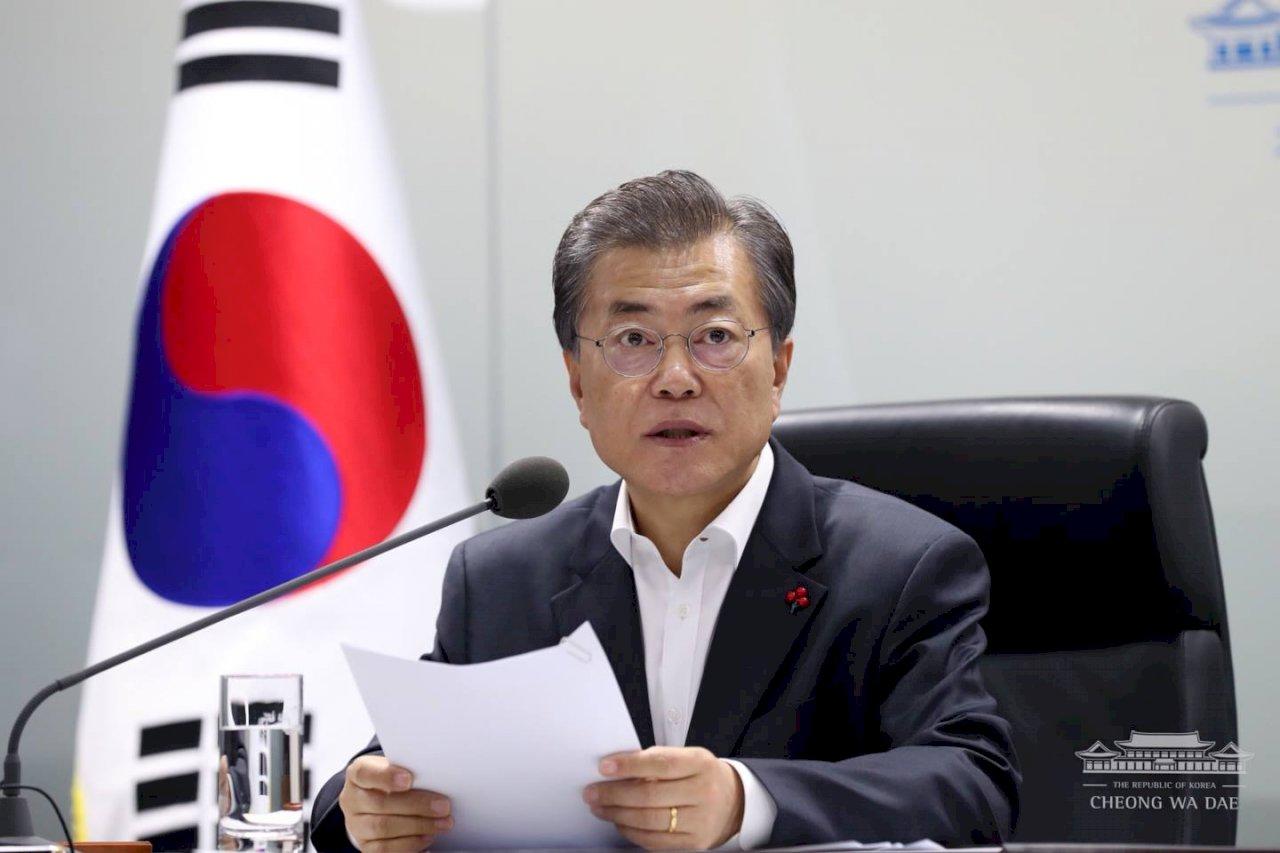 文在寅將訪重慶 韓媒:圖加強中韓合作