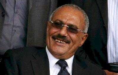 葉門前總統沙雷:願與沙國聯軍對話