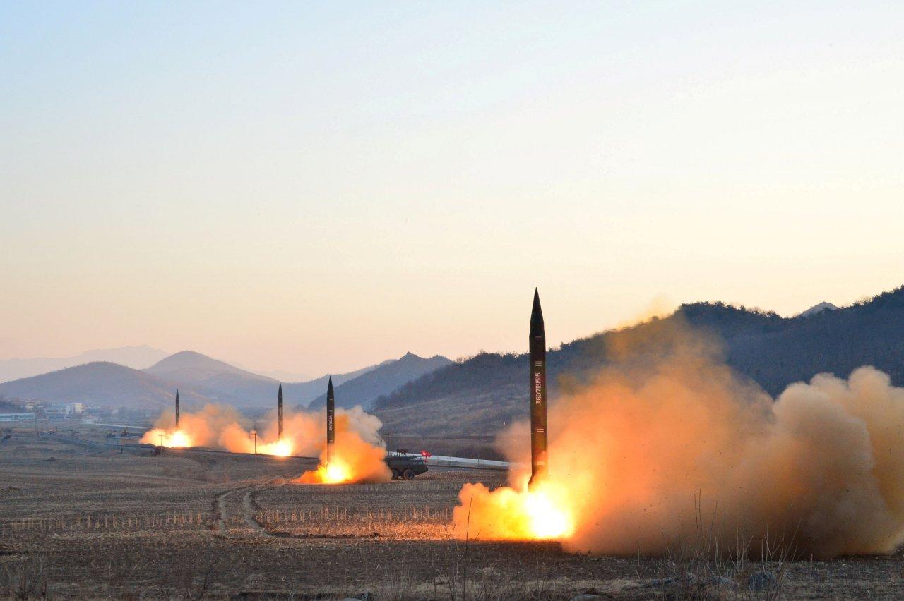 日本:北韓試射飛彈是「迫切危機」