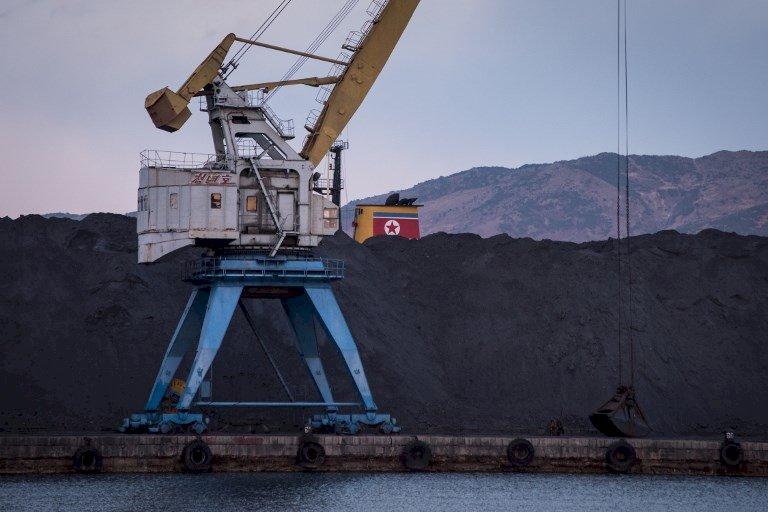 南韓業者涉嫌進口北韓煤炭 美國緊盯