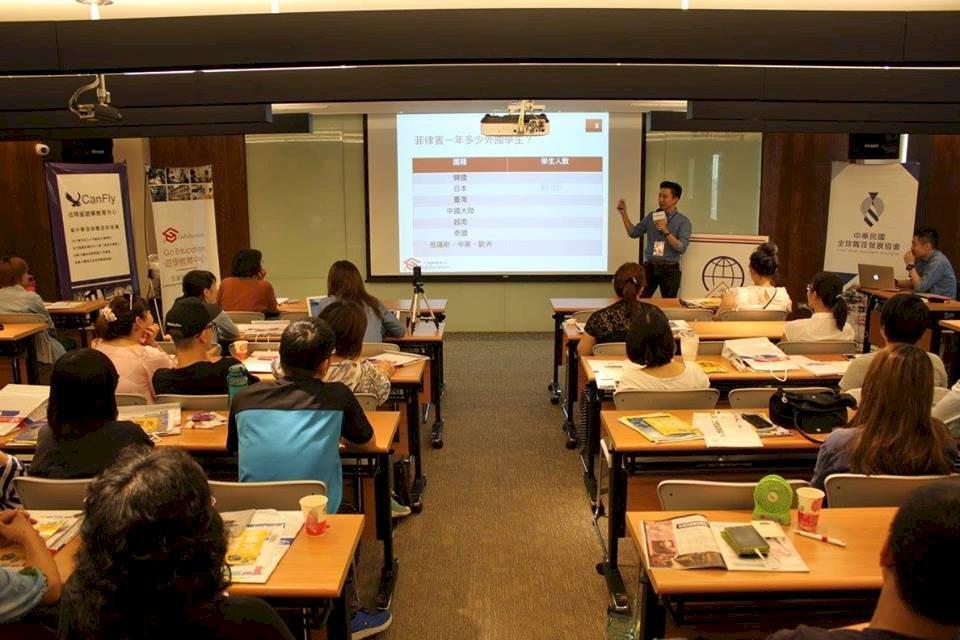 台灣人出國進修英文 菲律賓成熱門選擇