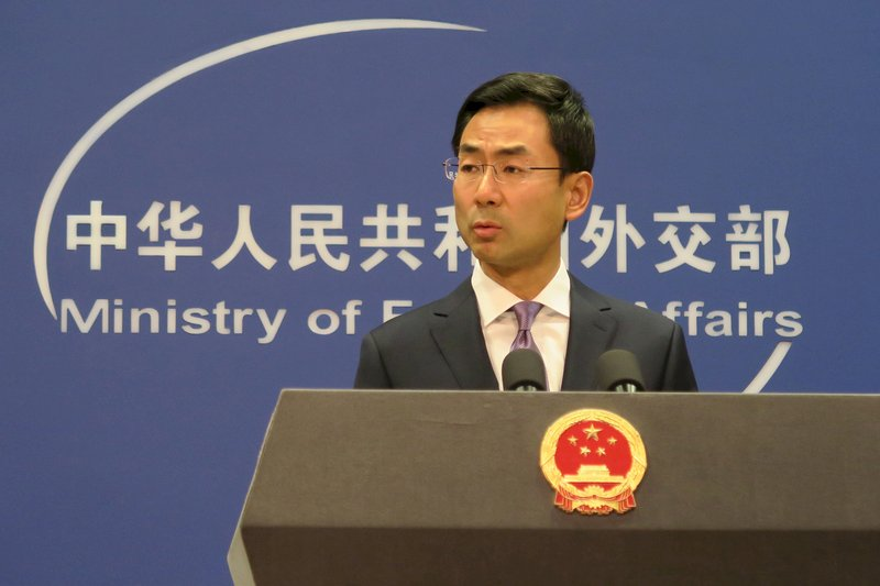 中國外交部:桂民海違反中國刑法被捕