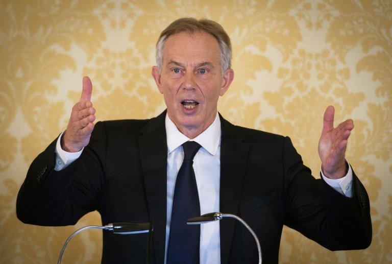 美軍撤出阿富汗 英國前首相布萊爾痛批愚蠢