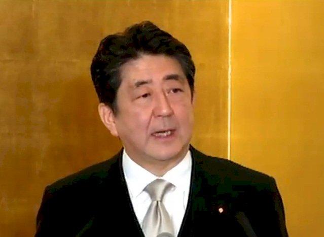 安倍:將與國際合作 解決北韓核子問題