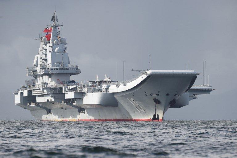傳共軍航艦通過台海 國防部:假訊息