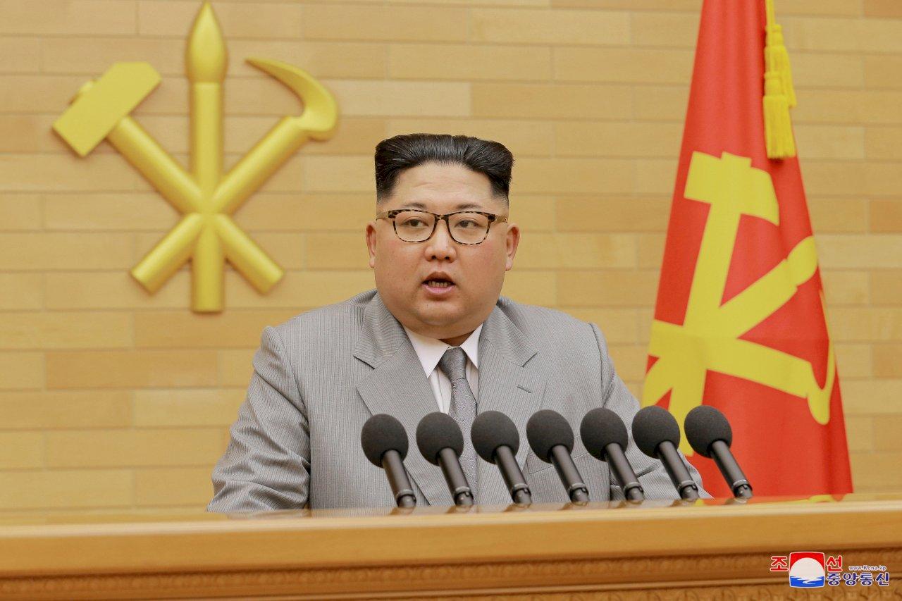 金正恩:北韓沒必要擁核 非核化可實現