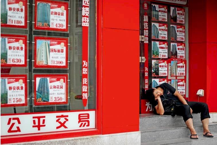 恆大集團風暴難止血 中國地產商今年幾乎一天倒一間