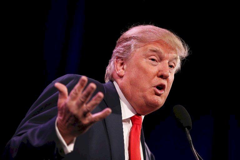 美對中貿易要求 英媒:川普想打貿易戰