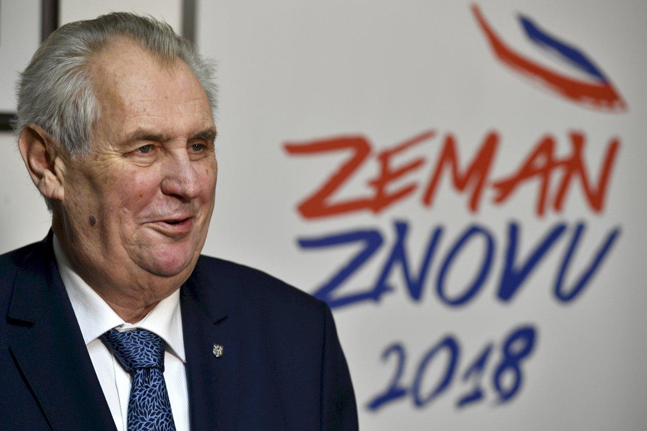 遭俄羅斯列不友善國家 捷克總統:愚蠢之舉