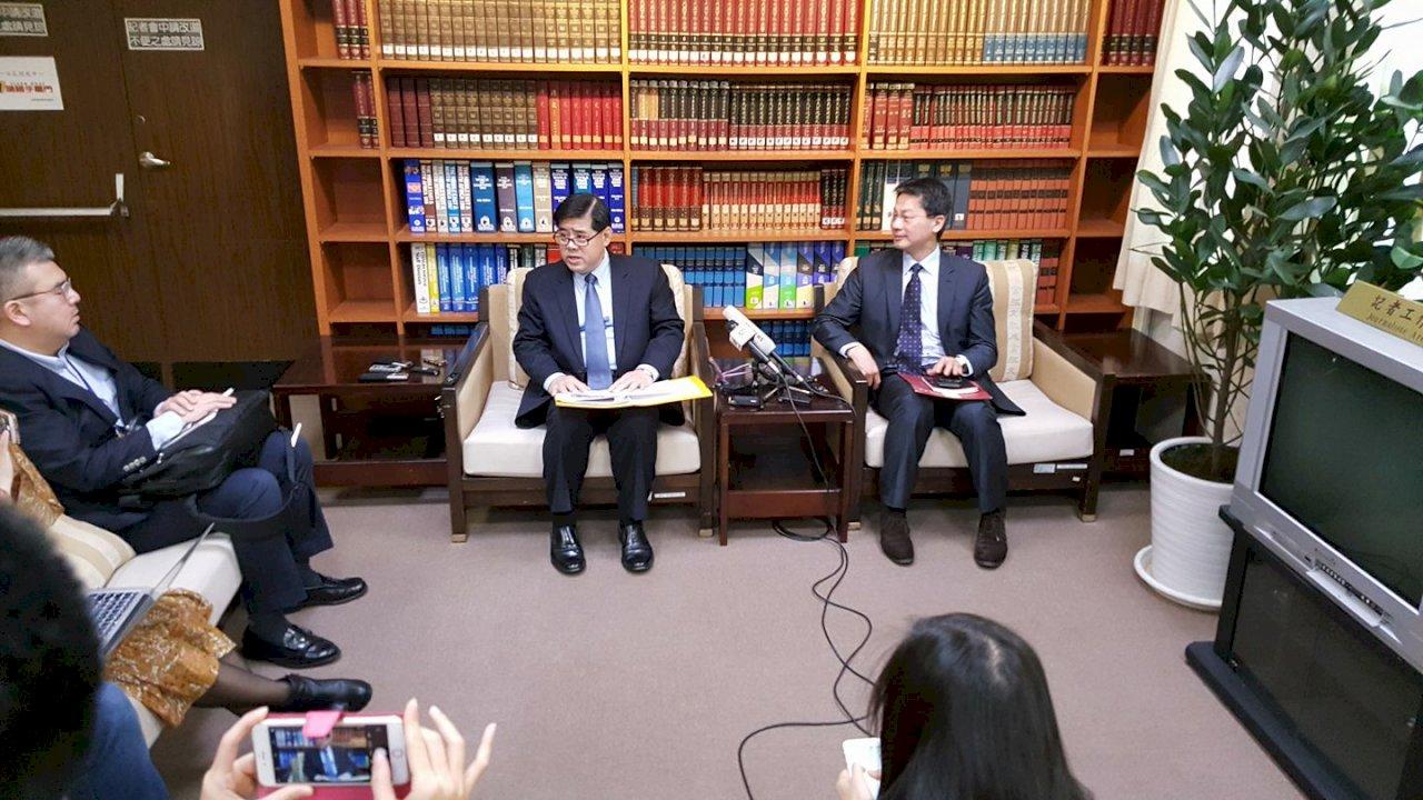 美防長將訪中 外交部:不可犧牲台灣利益