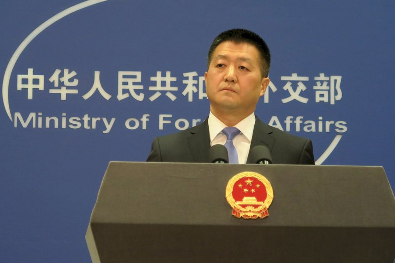 回應川普 中國外交部:貿易磋商應基於相互尊重
