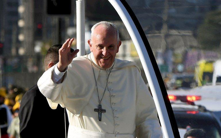 教宗本週訪愛爾蘭 將接見性侵受害者
