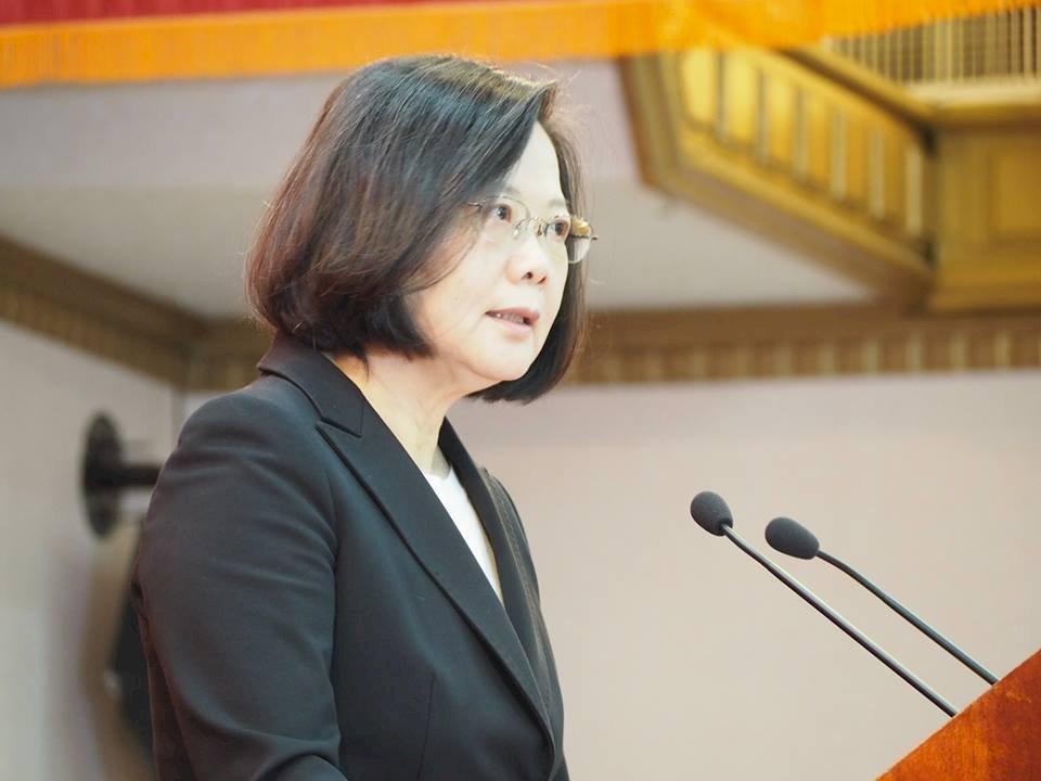總統:結合機械與ICT 台灣更具國際競爭力
