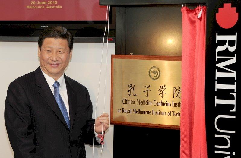 孔子學院爭議多 澳學者質疑學中文何須中國資金