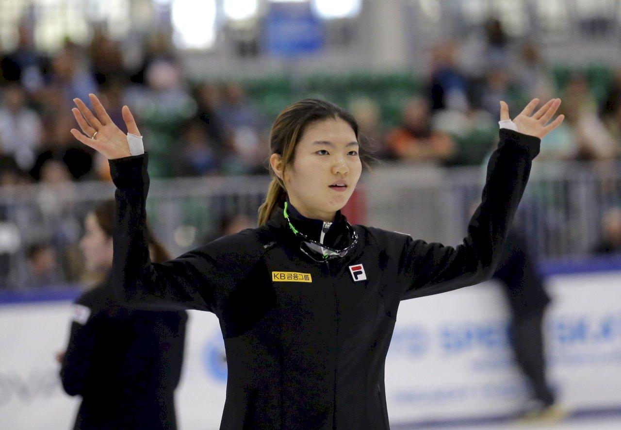 韓教練對金牌滑冰選手施暴 刑期遭延長