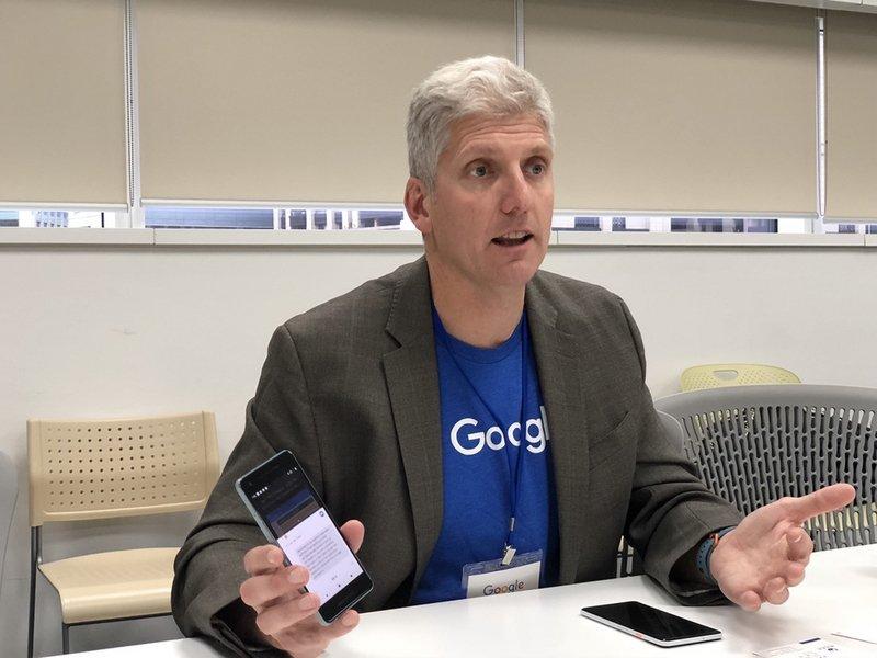 Google吸收宏達電人才 擬加強在台投資