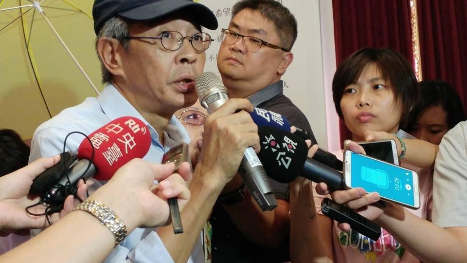 林榮基:到台灣繼續開銅鑼灣書店