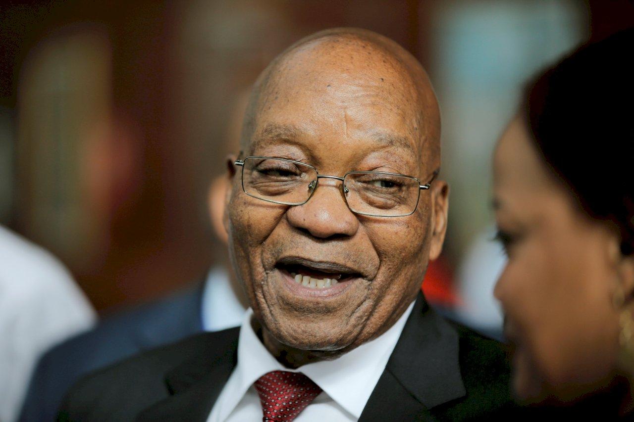 南非前總統朱瑪拒受調查 憲法法院判處15個月徒刑