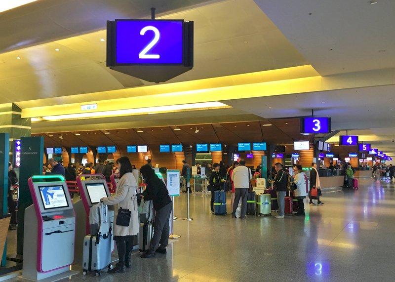 國人出國旅遊大成長 外籍航空紛重返台灣