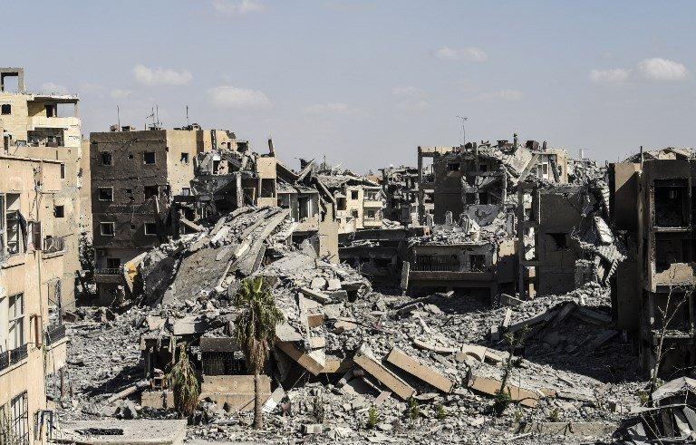 敘利亞戰火連綿10年 至少38萬人喪生、半數人口出逃