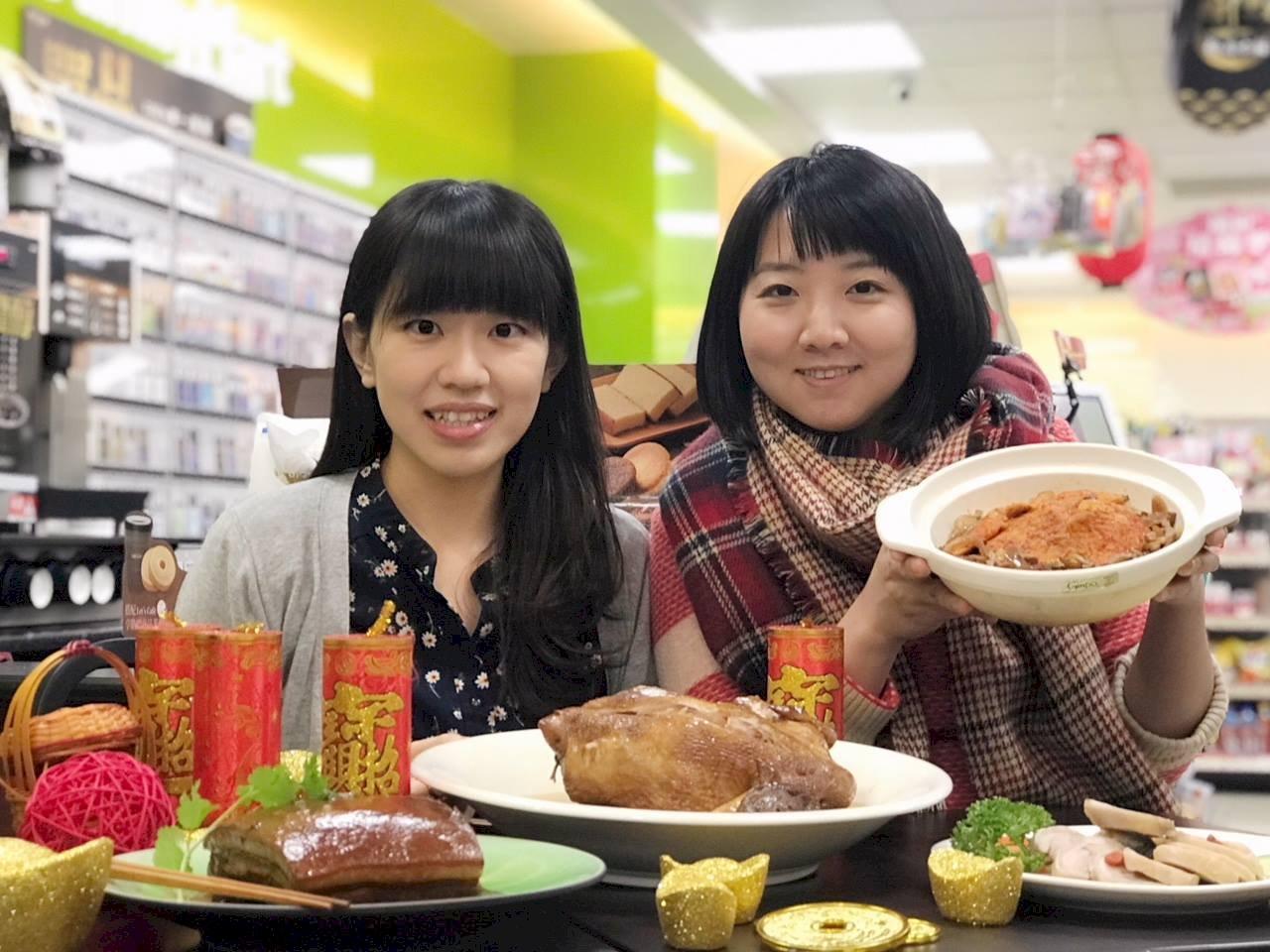 年菜日常化 超商預購暴增3成 最愛佛跳牆