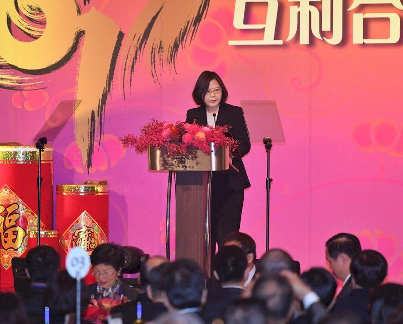 大陸台商春節聯誼 海基會:報名踴躍